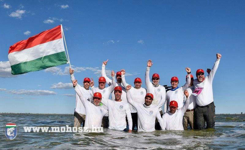Elhozták a magyarok az aranyérmet a horgász világbajnokságról!