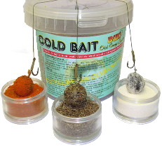 COLD BAIT POR (hidegen gyúrható)