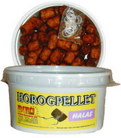Horogpellet 15 mm (halas)