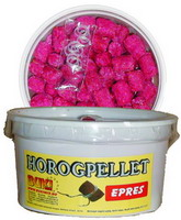 Horogpellet 15 mm (epres)