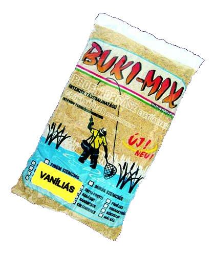 B.M. Ízesített Basic Mix (pellettel dúsított) -vaníliás