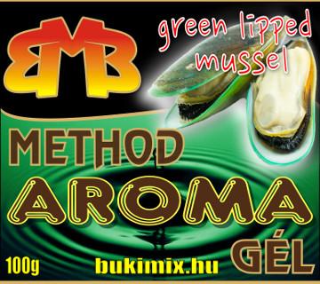 Method Aroma Gél - zöldajkú kagyló