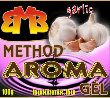 Method Aroma Gél - fokhagyma