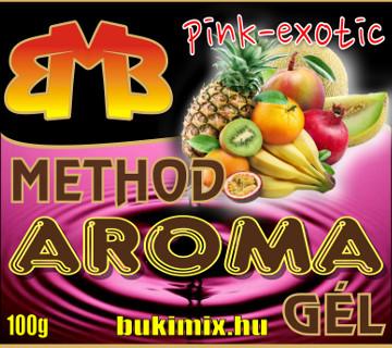Method Aroma Gél - pink-exotic