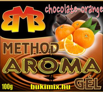 Method Aroma Gél - csokoládé-narancs