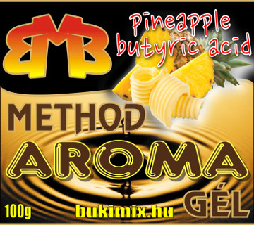 Method Aroma Gél - ananász-vajsavas