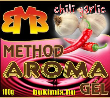 Method Aroma Gél - chili-fokhagyma