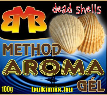 Method Aroma Gél - döglött kagyló