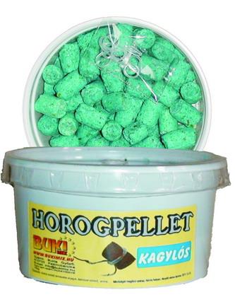 Horogpellet 8 mm /süllyedő/ + gratis - kagylós
