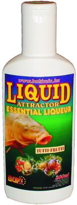 Liquid attractor - tutti-frutti